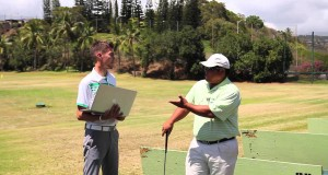 """Best Advice For Junior Golfer Q and A with """"Kelvin Miyahira"""" and """"Gabriel Writer"""" Part 1"""