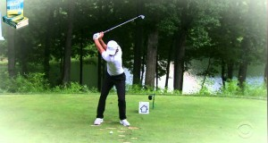 Charles Howell Golf Swing Extreme Slow Motion 2015