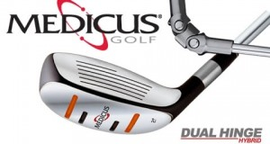 Check out the #1 Training Aid from Medicus Golf