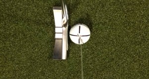 Eye It Up golf putting alignment training aid