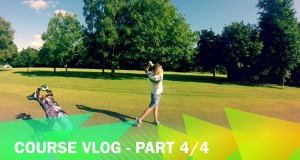 GOLF COURSE VLOG – PART 4/4 (holes 15-18) recorded with GoPro Hero.