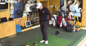 Golf Driver Swing Fix
