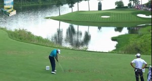 """Golf Fans Yell """"Mac and Cheese"""" 2015 Quicken Loans PGA Tour"""