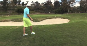 Golf Tips From the Pros: Flop Shot Tip from Jonas Blixt