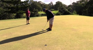 GOLF – WHEN PUTTS JUST WONT FALL