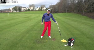 Great Golf Drill For Golfers Club Delivery