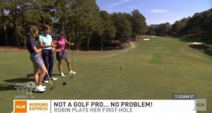 In golf your 'handicap' is a good thing!