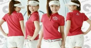 KAWAII Golf clothes from Japan ! comocome image video