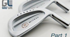 Miura Golf Passing Point 9003 Irons Part 1