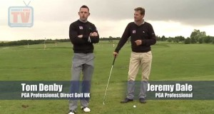 Playing into the wind tip – Golf Training Tip