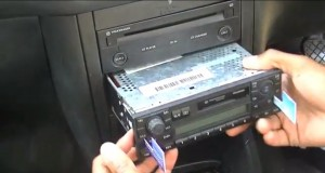 Volkswagen Golf Jetta Bora Radio Removal with Homemade Tools
